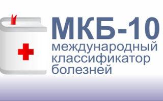 Принципы классификации бронхиальной астмы по МКБ-10, коды форм заболевания