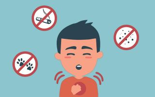 Особенности развития, течения и лечения интермиттирующей бронхиальной астмы