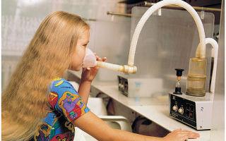 Использование физиотерапии при лечении бронхиальной астмы: основные способы