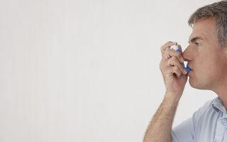 Клинические рекомендации по диагностике и лечению при бронхиальной астме