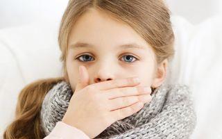 Развитие хриплого кашля у ребенка — почему может появится, как диагностировать и лечить