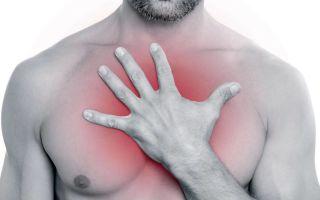 Если начинает болеть в области груди во время кашля — это опасно или нет, как правильно лечить