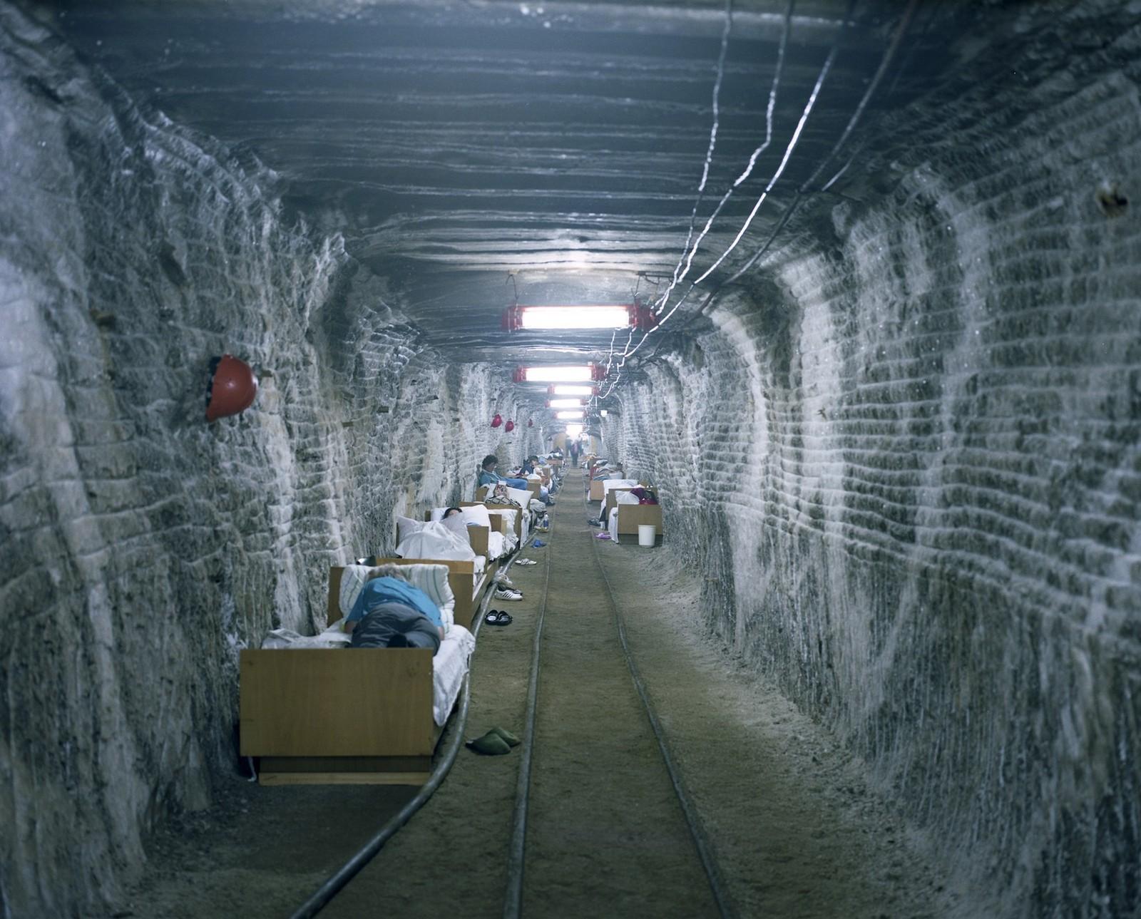Подземный санаторий для астматиков