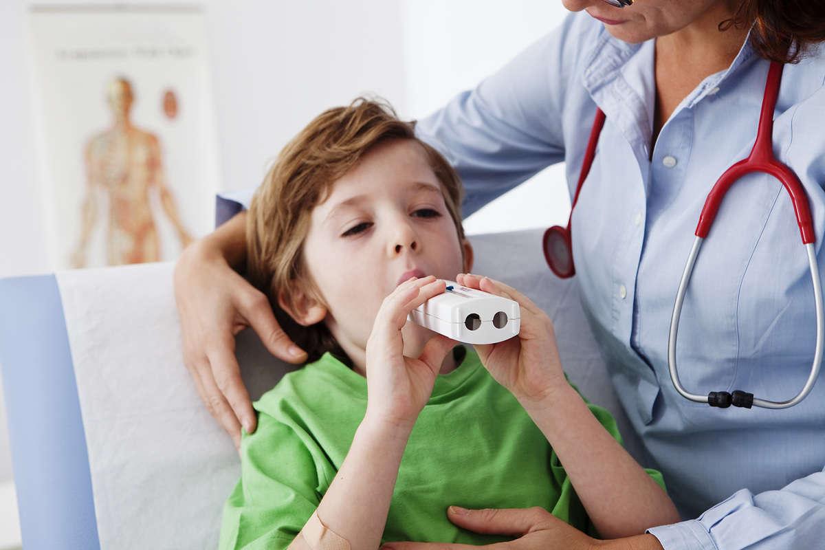 как лечить астму у ребенка и диагностировать ее