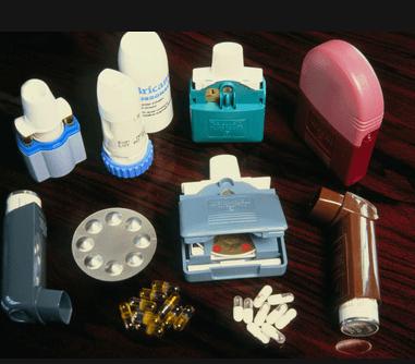 Препараты при астме