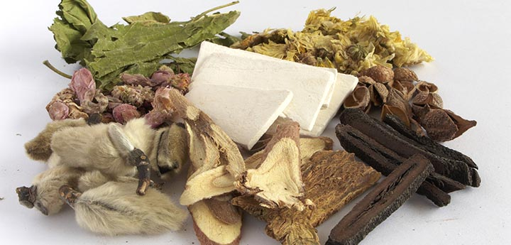 лечение астмы народными средствами - разные травы