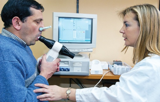 пневмотахограф