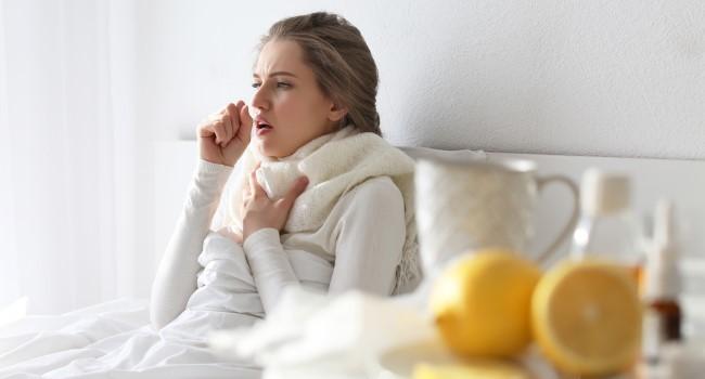 у девушки хронический кашель